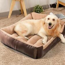dog bed warm pet nest cat cushion for large small dogs beds waterproof clearence