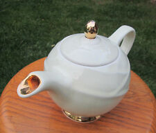 Hall China MODERNE Teapot....IVORY GL.....downsizing PREMIER collection!
