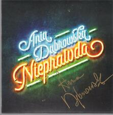 ANIA DABROWSKA NIEPRAWDA EP LP VINYL SIGNED LIMITED EDITION 150 EPs ONLY