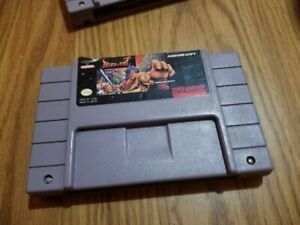 Breath of Fire (Super Nintendo Entertainment System, 1994) Good Authentic