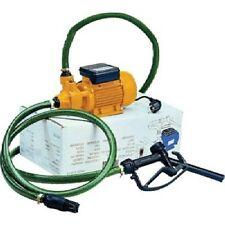 POMPE A GASOIL FIOUL EAU ELECTRIQUE KIT COMPLET REF RIKG115