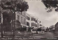 # PORTO S. GIORGIO: VIALE DELLA VITTORIA- Ist. Ferrovieri
