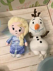 disney frozen 2 mini mystery collectible plush Olaf & Elsa