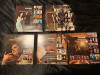 columbia records 5 lp lot WHEN WE'RE TOGETHER LIMITED EDITION SERIES SWINGING SO