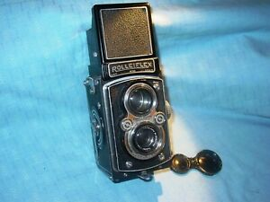 ROLLEIFLEX    CARL ZEISS  TESSAR  75 MM