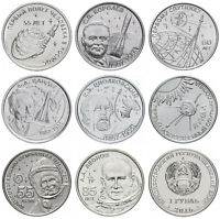 """Aquarius/"""" UNC Transnistria 1 rouble 2016 /""""Zodiac Series"""