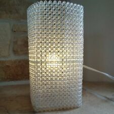 Vintage IKEA Decorative light- Acrylic Rectangle