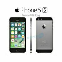 Original Apple iPhone 5s - 64GB - Black Silver Gold 4G ios (Unlocked) Smartphone