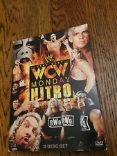 The Very Best Of Wcw Monday Nitro 3 Disc Set Wwe Dvd