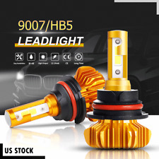 Autofeel Philips 9007 HB5 LED Headlight Kit 1700W 255000LM High Low Beam Bulbs