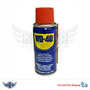 WD-40 Aerosol Lubricant 49000 Mult-Use Product 3oz.