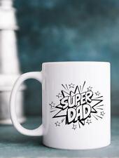 Taza de Superdad, Día Del Padre Regalo, papá se, Taza, Papá Regalo Personalizado, papá Taza