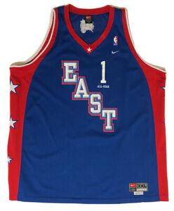 Nike Tracy McGrady All Star East Orlando Magic Jersey Size 3XL