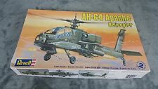 Revell 1/48 AH-64 Apache Model Kit 85-5443 Military Army Helicopter NIP Rare