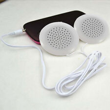 Pocket 3.5mm Mini Pillow Speaker Stereo Portable Dual Speaker for iPhone Android