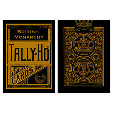 Carte Tally-Ho British Monarchy by LUX Playing Card
