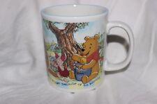 Cup Mug Tasse à café Tigger Winnie the Pooh Bear Eeyor Piglet