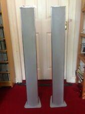 Piega Tmicro 60 AMT Loudspeakers (Pair) in Silver.