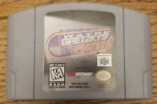 Wayne Gretzky's 3D Hockey (Nintendo 64, 1996) Authentic N64 cart only Tested