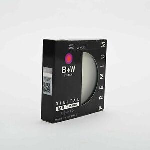 B+W 49mm XS-PRO MRC NANO UV Lead Ring Haze Filter For Pentax Canon accessory
