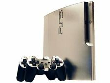 Sony PlayStation 3 Slim Brushed Silver Faceplate for Maximum Protection - Pk 32
