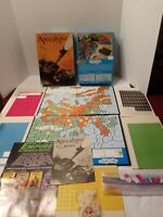VINTAGE 1980 GW Boardgame Apocalypse - The Game of Nuclear Devastation RARE!