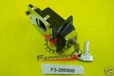 F3-2 00900 SERRATURA NERA SELLA CORTA VESPA PX 125 150 200