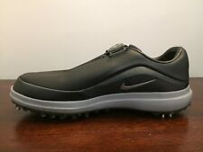 Nike Air Zoom Precision BOA Golf Shoes Spikes Men's Size 10 Black (AH7101-002)