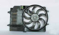 Dual Radiator and Condenser Fan Assembly Fits 03 08 Mini Cooper 621080 TYC