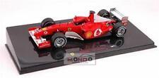 Hot Wheels Ferrari M.schumacher '02 N.1 1 43
