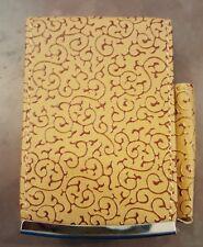 Eclipse Brown King Cigarette Case Pocket For Lighter Leather Wrapped