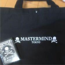 Master Mind MasterMind BICYCLE Playing Cards & novelty bag set Limited Japan