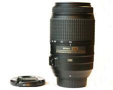 Nikon AF-S 55-300mm VR Zoom Lens