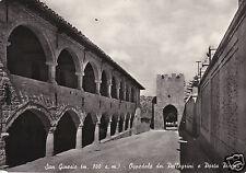 S.Ginesio Ospedale dei Pellegrini e Porta Picena f.g.