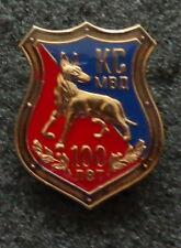 RUSSIAN  badge 100 YEARS  POLICE MVD  Canine service