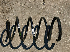 "GENUINE MG ZT ROVER 75 KV6 FRONT COIL SPRING ""GREEN WHITE BANDS"" REB000790 RARE"