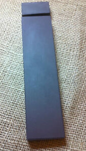 """8""""X2"""" SLATE SHARPENING STONE CHISELS PLANES IDEAL hand tools"""