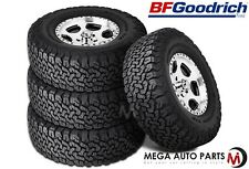 4 X New BF GOODRICH All Terrain T/A KO2 LT265/70R17 112/109S BSW 6P C Tires