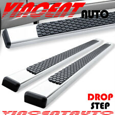 "Fit 09-18 Dodge Ram 1500 Crew Cab 4.5"" Side Step Running Board Nerf Bar SS DL"