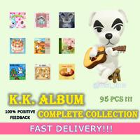 Complete K.K Album Collection 95 pcs FASTEST!!!