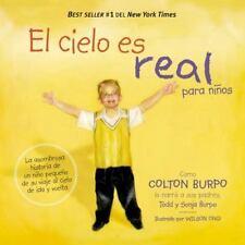 El cielo es real - edición ilustrada para niños: La asombrosa historia-ExLibrary