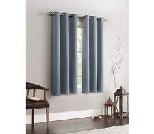 """VCNY Home Rye Blackout Panel, 40""""x63"""", Blue"""
