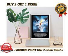 Cartel de la película clásica de Superman Metal Vintage Regalo Placa de Impresión de Arte