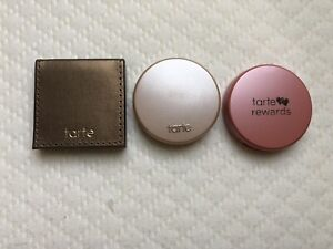 TARTE Amazonian Clay Exposed Highlighter, Hotel Heiress Bronzer Quirky Blush Set