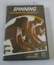 Sealed Spinning® Dvd -Ultimate Energy™