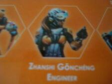 Infinity Support Zhanshi Goncheng Yu Jing metal new model