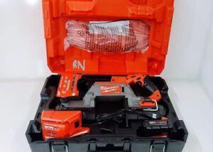 Milwaukee 2729-21 M18 FUEL Variable Speed Deep Cut Band Saw Kit w/ XC5.0 Battery
