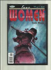 FOUR WOMEN #4 . Homage Comics .