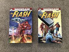 DC Showcase Presents The Flash Comics Vol 1-2 Softcover, 1st Printing