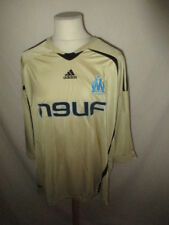 Maillot de football vintage OM Marseille Adidas Taille XL